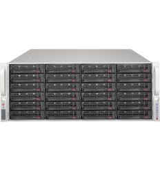 Supermicro Storage JBOD Chassis 4U 846BE1C-R1K03JBOD Up to 24 x 3.5''