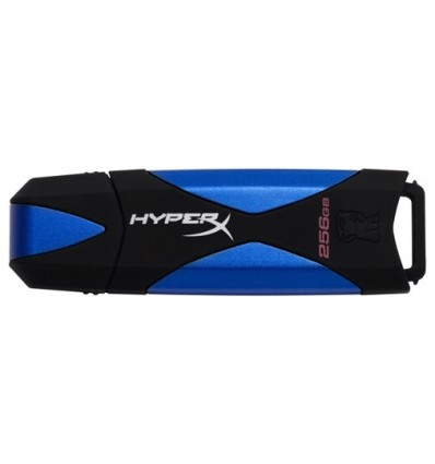 Kingston DataTraveler HyperX 256Gb USB 3.0 Flash Drive (225MB)