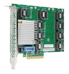 HPE 12Gb SAS Expander Card SFF (9P mSAS (SFF8087)
