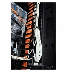 APC by Schneider Electric для монтажа ибп Vertical Cable Manager for NetShelter SX 750mm Wide (Qty 2)