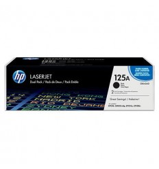 HP Inc. 125A Dual Pack Color LaserJet Black Print for CLJ CP1215