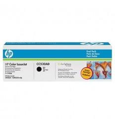 HP Inc. 304A Color LaserJet CC530AD (двойная упаковка)