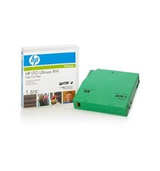 HPE Ultrium LTO4 1.6TB bar code non custom labeled cartridge 20 pack (for libraries & autoloaders)