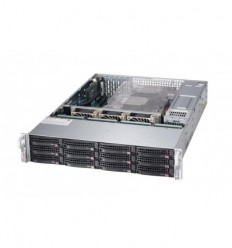 Supermicro для сервера Supermicro SuperChassis 2U 826BE16-R920LPB