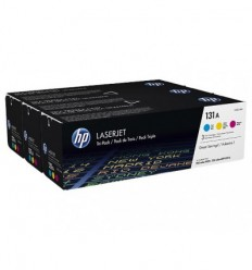 HP Inc. 131A CYM Tri-Pack для LJ Pro 200 M251