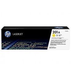 HP Inc. 201A желтый