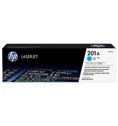 HP Inc. 201A синий