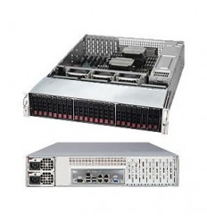 Supermicro SuperServer 2U 2028R-E1CR24N