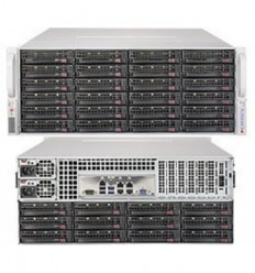Supermicro SuperStorage 4U Server 6048R-E1CR24N