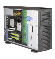 Supermicro SuperWorkstation 4U 7049A-T noCPU (2)