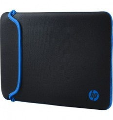 HP Inc. для переноски ноутбука из текстильных материалов Case Chroma Reversible Sleeve –Black