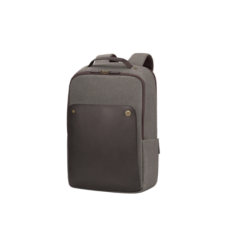 HP Inc. Case Executive Brown Backpack (for all hpcpq 10-15.6'' Notebooks)