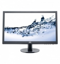 AOC 24'' AOC E2460SH 1920x1080 TN LED 16:9 1ms VGA DVI HDMI 20M:1 170