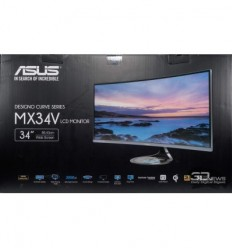 ASUS 34'' MX34VQ VA LED изогнутый