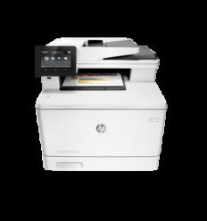 HP Inc. Color LaserJet MFP M477fdw (p)