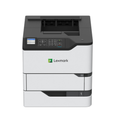 Lexmark Single function Mono Laser MS821dn ( A4)