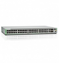 Allied Telesis Gigabit Ethernet Managed switch with 48 10