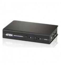 ATEN 2 PORT USB DVI KVM SWITCH