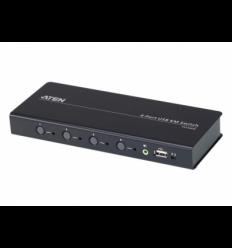 ATEN 4-Port USB Boundless KM Switch