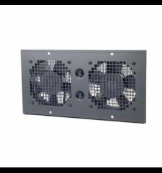 APC by Schneider Electric для netshelter wx Wall-Mount Fan Tray 230 VAC Black
