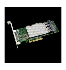 Infortrend EonStor host board with 2 x 40GbE