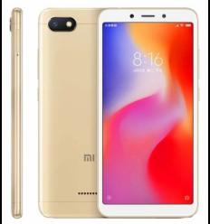 Xiaomi Redmi 6A gold smartphone5.45'' (1440x720)