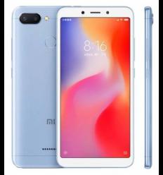 Xiaomi Redmi 6 blue smartphone 5.45'' (1440x720)