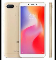 Xiaomi Redmi 6 gold smartphone 5.45'' (1440x720)