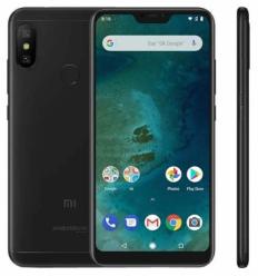 Xiaomi Mi A2 Lite black smartphone 5.84'' (1080x2280)