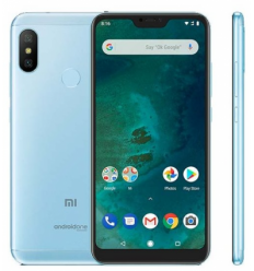 Xiaomi Mi A2 Lite blue smartphone 5.84'' (1080x2280)