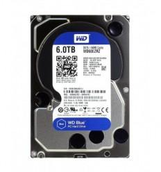Western Digital HDD SATA-III 6000Gb Blue WD60EZRZ