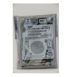 Western Digital HDD 2.5'' SATA-III 500GB Black WD5000LPLX 7200RPM 32Mb buffer