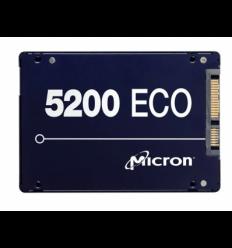 Crucial Micron 5200ECO 7.68TB SATA 2.5'' SSD Enterprise Solid State Drive
