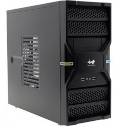 IN WIN Mini Tower InWin ENR036 Black U3.0*2+A (HD)