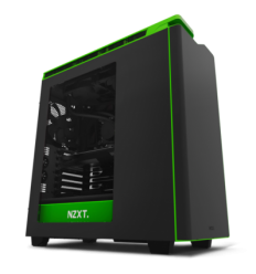 NZXT CA-H442W-M9 H440 ''NEW EDITION'' MID TOWER W