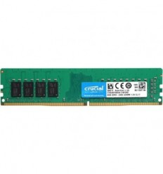 Crucial by Micron DDR4 8GB 2400MHz UDIMM (PC4-19200)