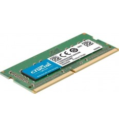 Crucial by Micron DDR4 8GB 2400MHz SODIMM (PC4-19200)
