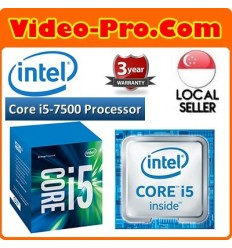 Intel CPU Intel Core i5-7500 (3.4GHz)