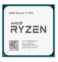 AMD CPU AMD Ryzen X8 R7-1700 Summit Ridge 3000MHz AM4