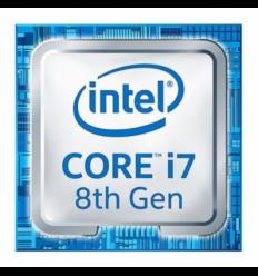 Intel CPU Intel Core i7-8700K (3.7GHz)