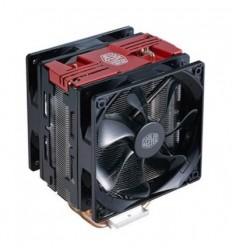 Cooler Master для процессора CPU Cooler Hyper 212 Turbo Red LED (RR-212TR-16PR-R1)