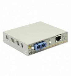 Allied Telesis Media Converter 100BaseTX to 100BaseFX (SC Singlemode 15km)