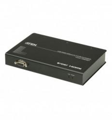 ATEN USB HDMI HDBaseT 2.0 KVM Extender (4K@100 m)