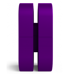 NZXT для аудио- и vr-гарнитур NZXT PUCK CABLE MANAGEMENT ACCESSORY (PURPLE)