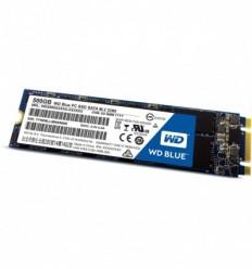Western Digital SSD BLUE 250Gb SATA-III M2.2280 3D NAND WDS250G2B0B