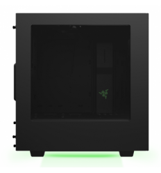NZXT CA-S340W-RA S340 MID TOWER CHASSIS (RAZER EDITION)