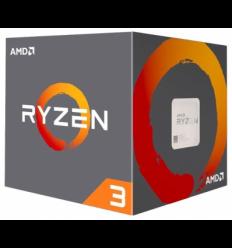 AMD CPU AMD Ryzen X4 R3-1200 Summit Ridge 3100MHz AM4