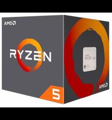 AMD CPU AMD Ryzen X6 R5-2600X Pinnacle Ridge 3600MHz AM4