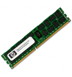 HPE 16GB 1333MHz PC3L-10600 DDR3 dual-rank x4 1.35V registered dual in-line memory module (RDIMM)