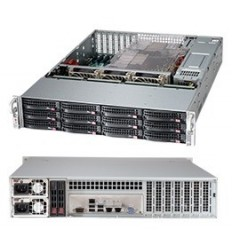 Supermicro для сервера Supermicro SuperChassis 2U 826BE1C4-R1K23LPB